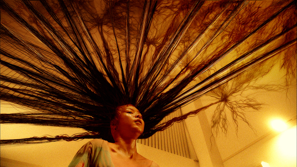 Exte Hair Extensions Ekusute The Museum Of Arts And Design Mad