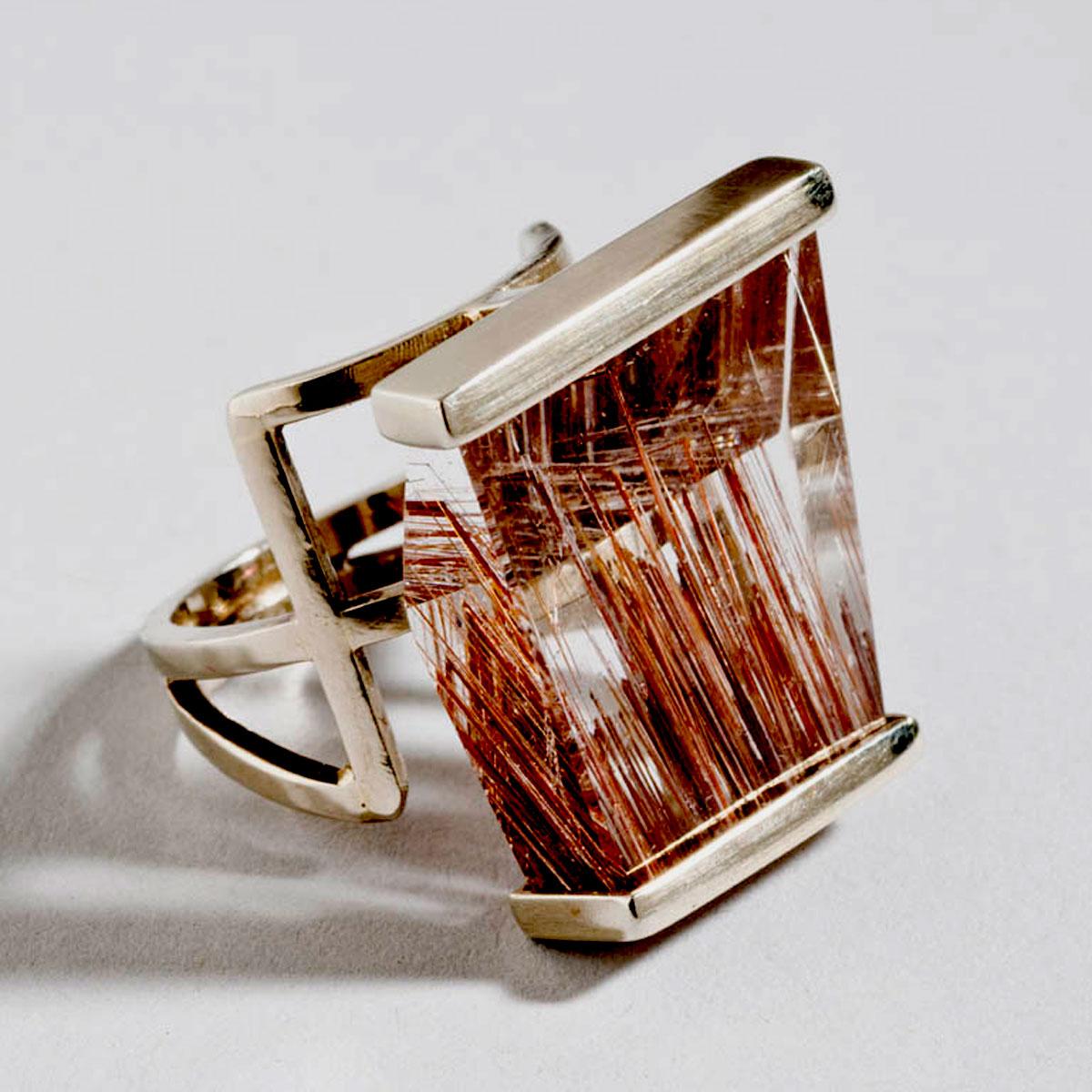 Margaret De Patta Ring For Sale