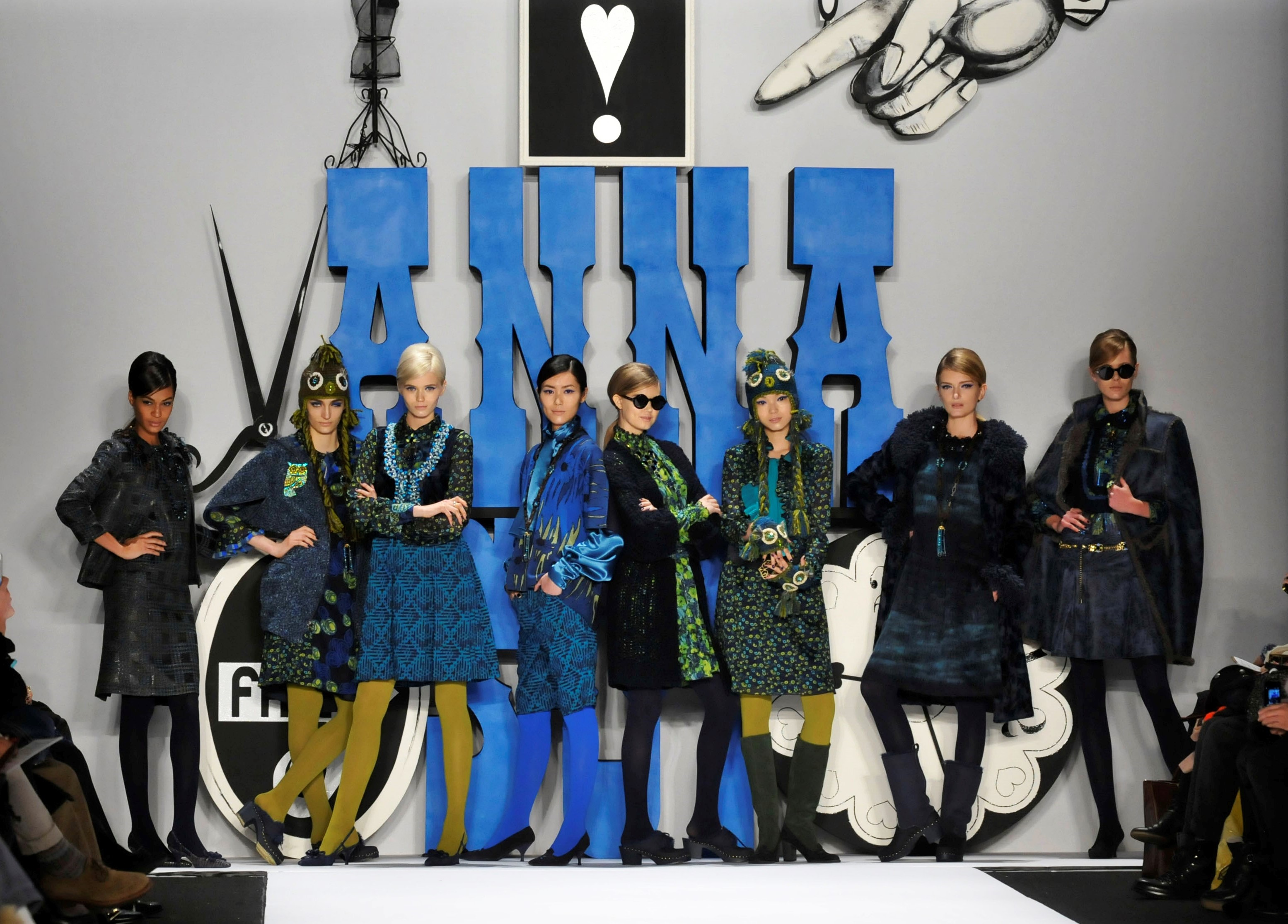 Museum Of Arts And Design Presents Major Retrospective Of American Fashion Designer Anna Sui