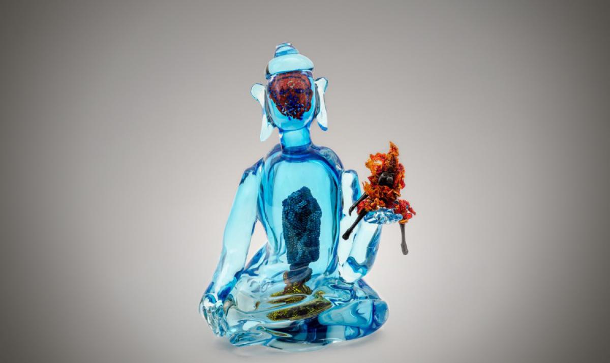 Buddha (Fire & Water), 2013