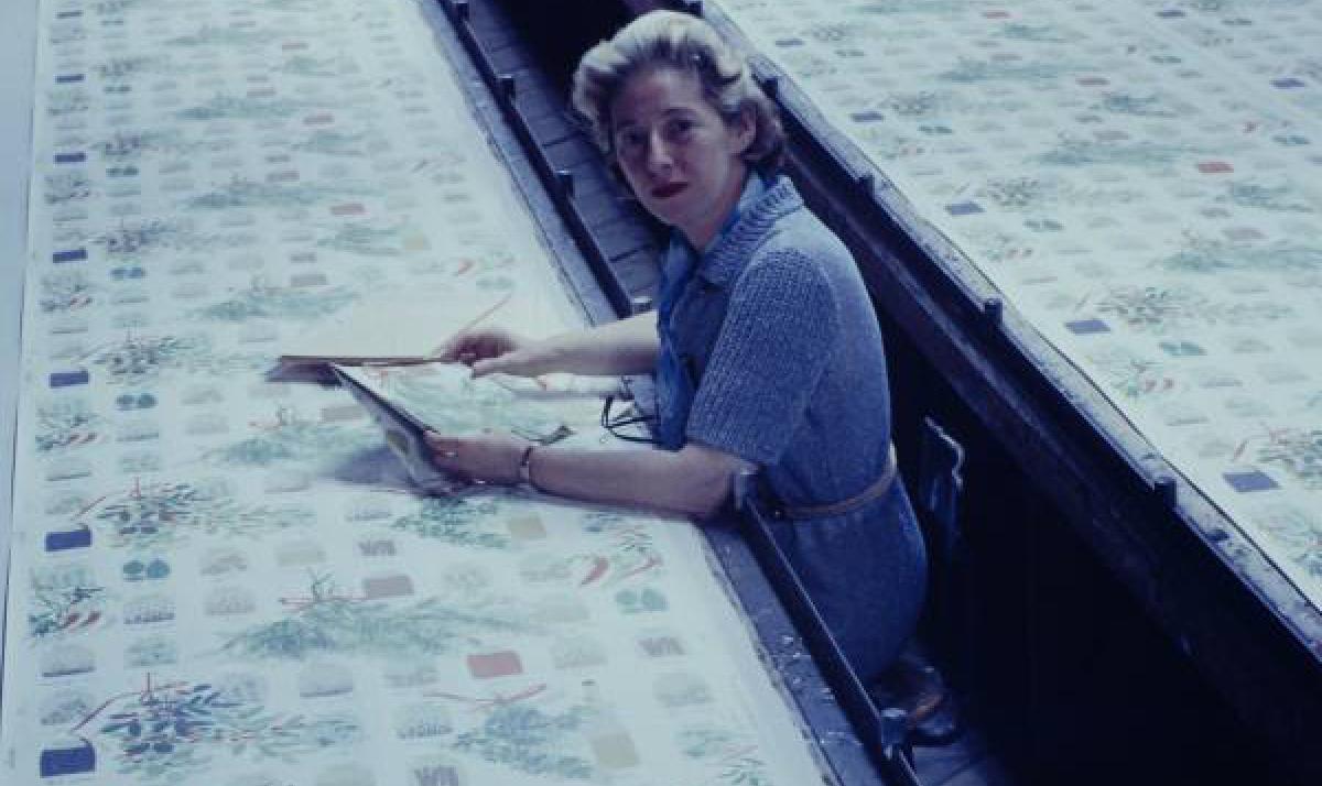 Vera Neumann at Printex