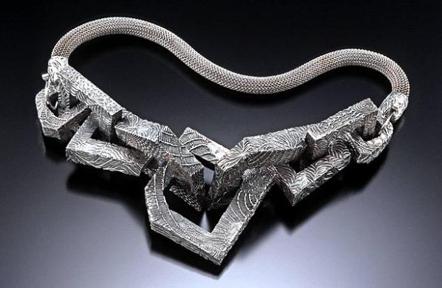 Big Links Necklace, Barbara Simon, 2006
