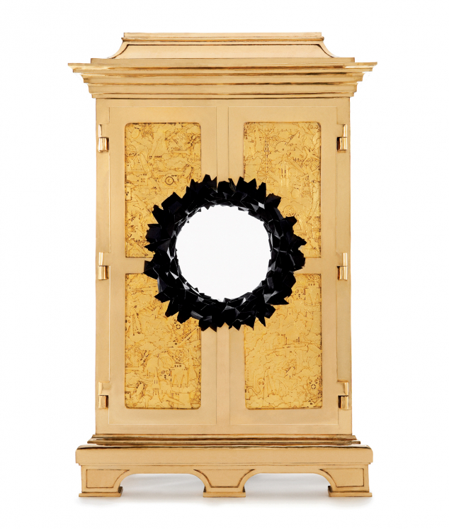 Robber Baron Cabinet, 2007