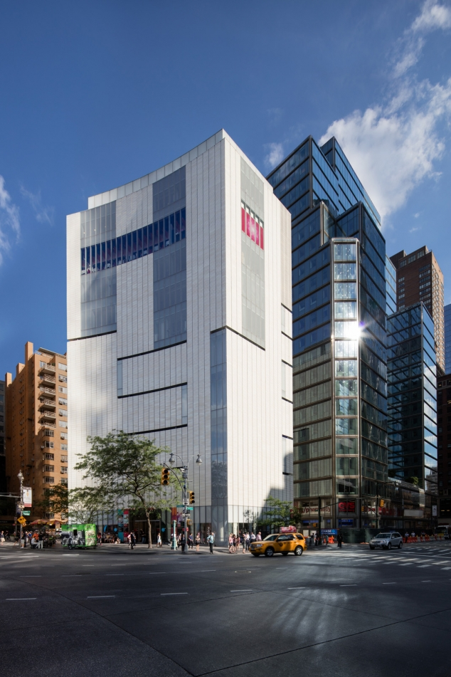 The Museum of Arts and Design at Columbus Circle