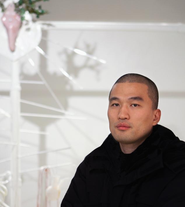 Artist Hong Seon Jang