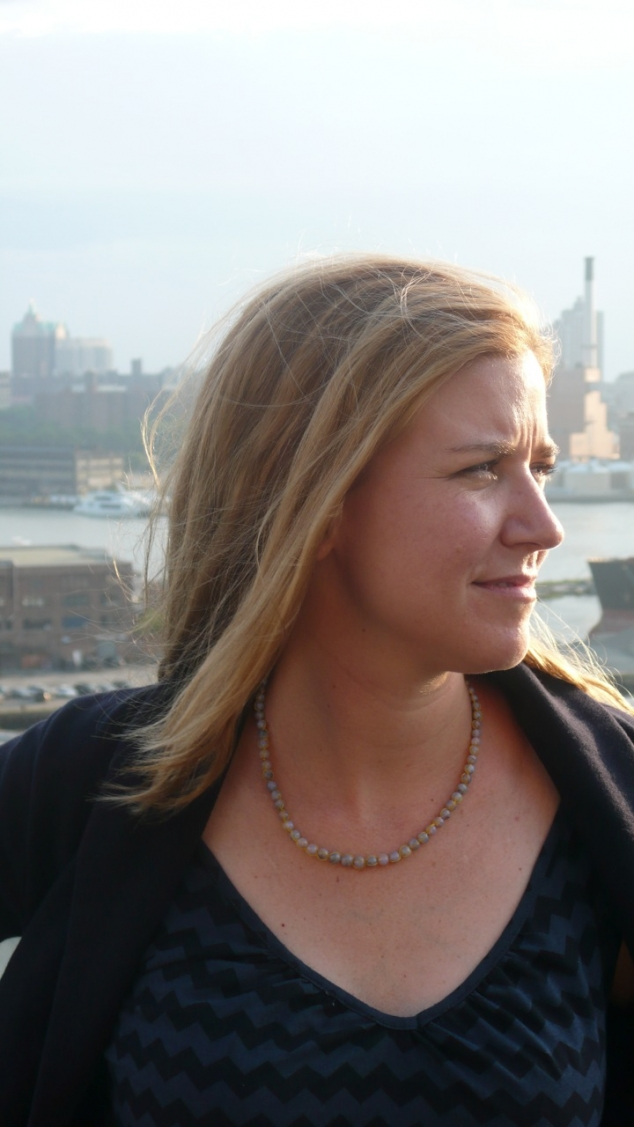 Designer Lara Knutson