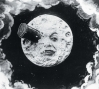 Still from Le voyage dans la lune (A Trip to the Moon), Dir. Georges Méliès