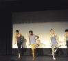 Elizabeth Ciker Giron, Christina Robson, Jin Ju Song, Elyse Morris: photo: Terry