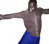 Souleymane Badolo: Image courtesy Julieta Cervantes