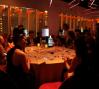 The FLUORESCENTBALL dinner at Robert Restaurant.