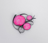 Jiro Kamata, Brooch, from the Arboresque series, 2010