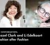 Hazel Clark and Li Edelkoort