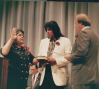 Wilma Mankiller is sworn into office as Principal Chief in 1987