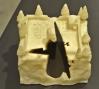Shuttle R.I.P.,  ABS plastic, 2011.: Shuttle R.I.P.,  ABS plastic, 2011.
