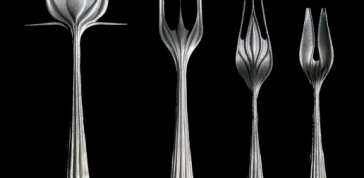 Greg Lynn: Flatware Collection, 2006