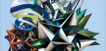Frank Stella: K. 162, 2011