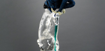 Water Mammy 1, 2012: Gift of Mike DePaola, 2012 Photo courtesy of the Museum of Arts and Design