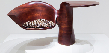 Chair with Table, 1964- 65