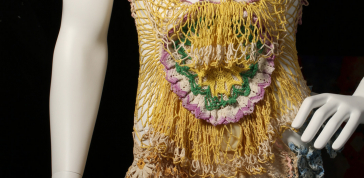Scrumbly Koldewyn: Doily Outfit, 1972