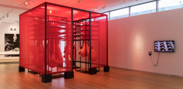 Installation view of <em>fashion after Fashion</em>