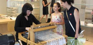 Erin M. Riley: Textiles