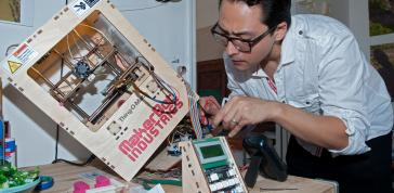Micah Ganske : 3D Printing