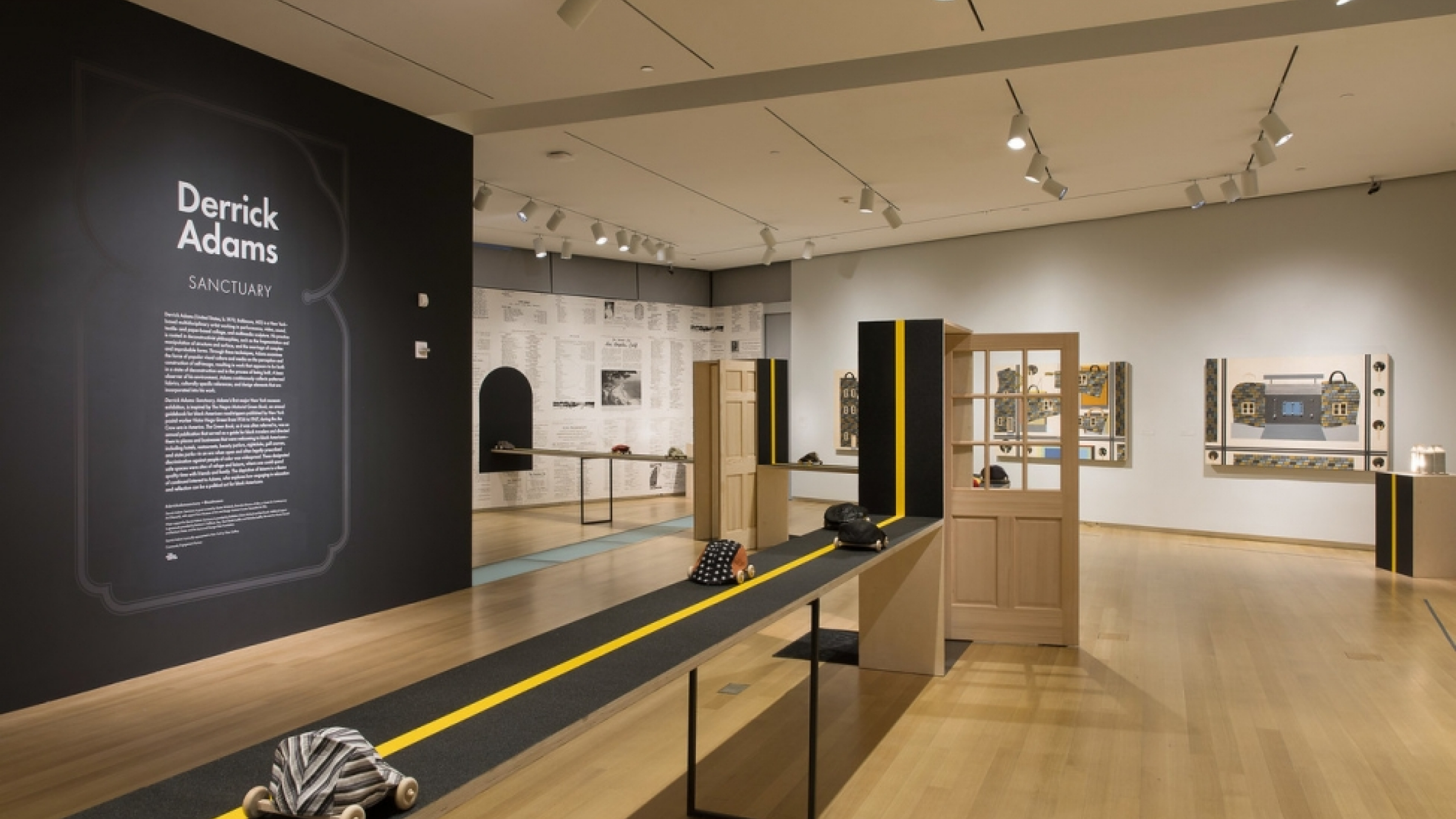 <p><span>Photo by Jenna Bascom. Courtesy Museum of Arts and Design.</span></p>