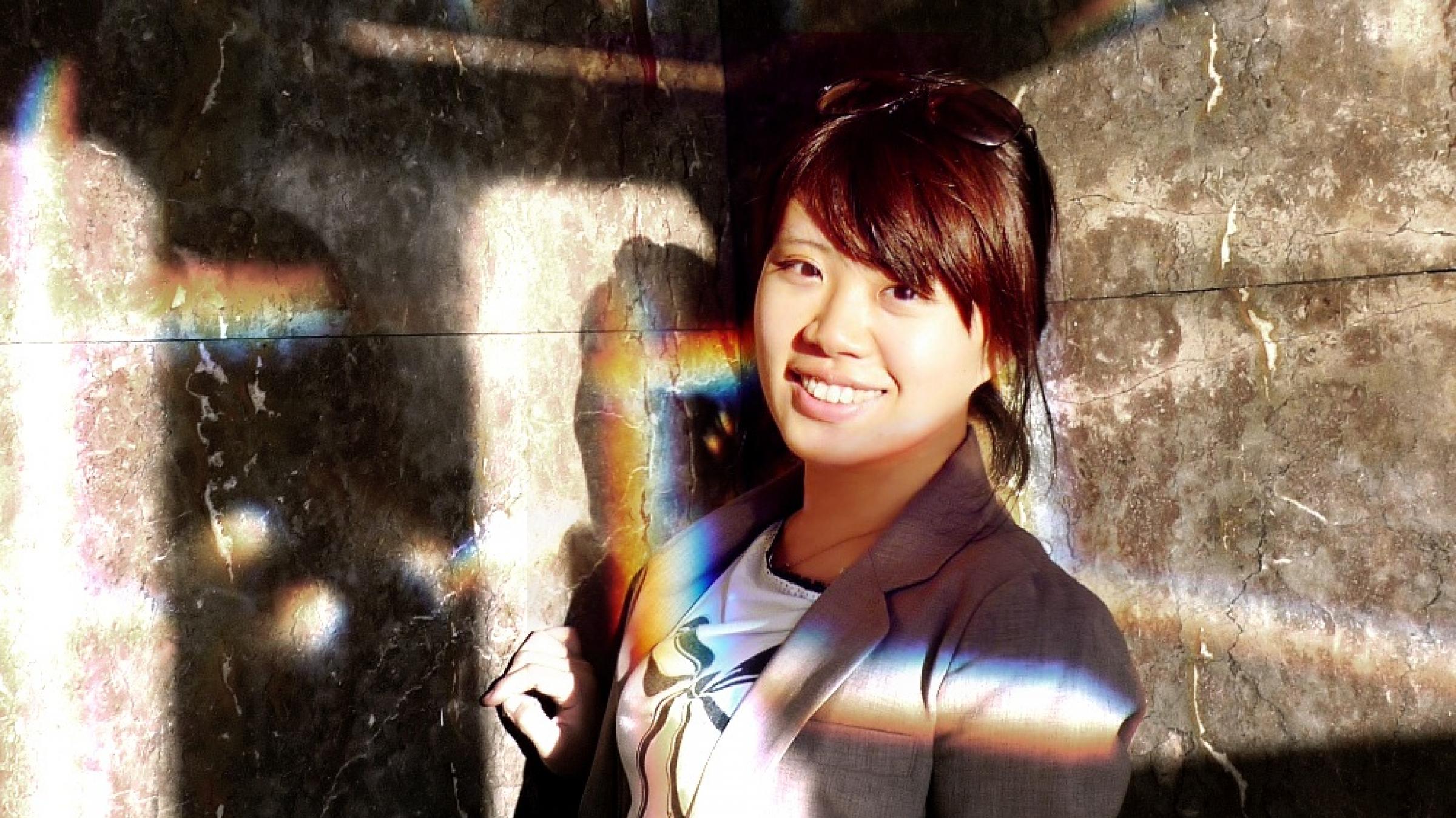 Artist Li-Rong Liao