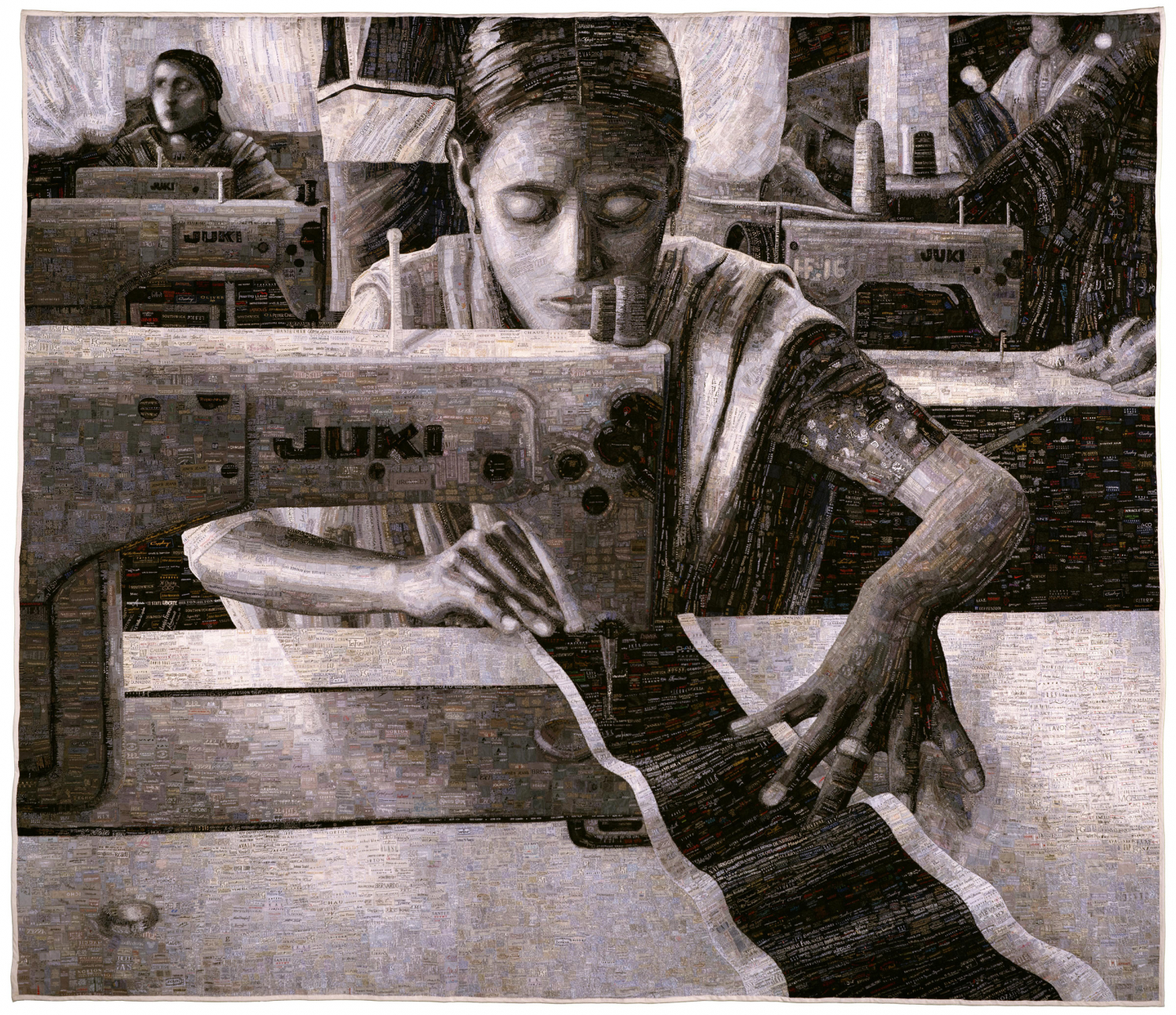 <i>Portrait of a Textile Worker</i>, Terese Agnew, 2005: Narrated by Sarah Jonker-Burke