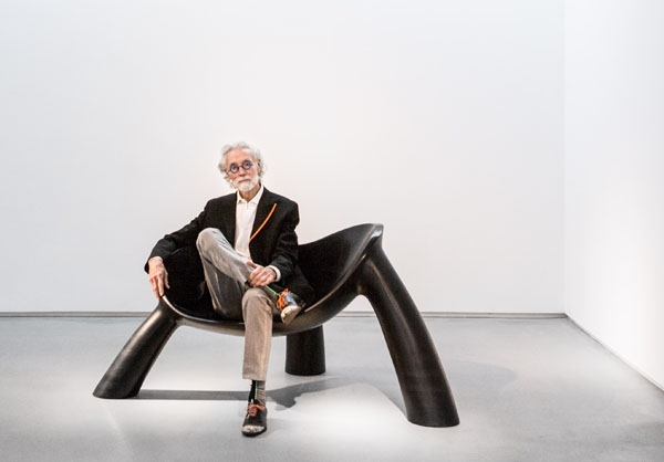 Wendell Castle, Father Of American Art Furniture Movement, Revisits  Groundbreaking Achievements Of The 1960s With 15 New Digitally Crafted  Works | The ...