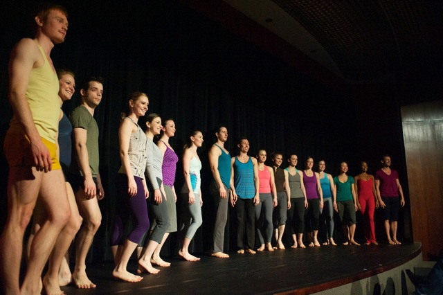 Ben Munisteri Dance Projects: photo: Terry
