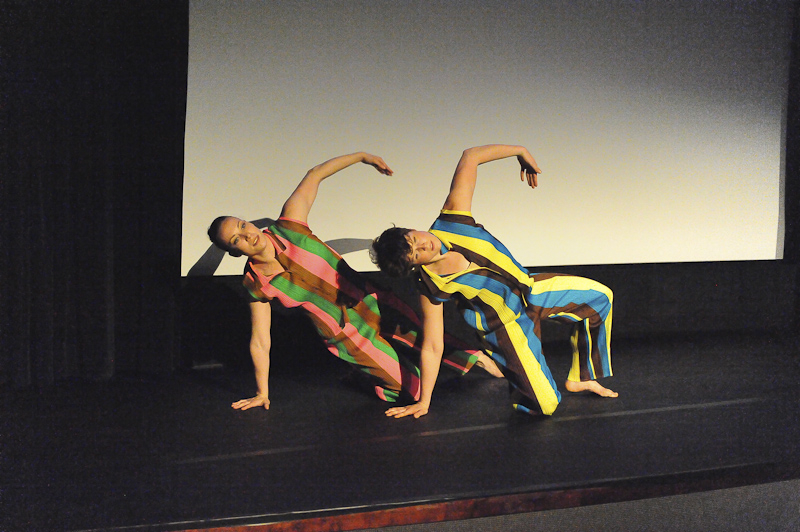 Elizabeth Ciker Giron and Christina Robson: photo: Terry
