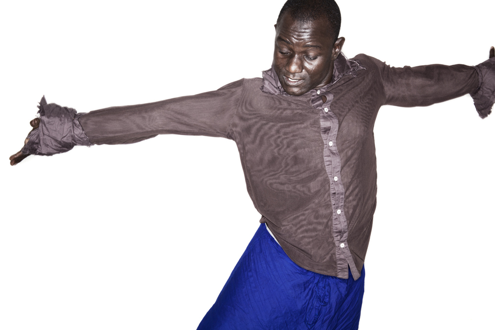 Souleymane Badolo, image courtesy Julieta Cervantes