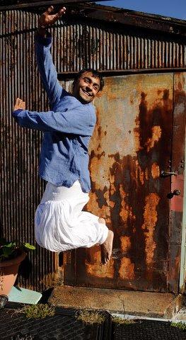 Prashant Shah: Image courtesy Mariliana Alvero