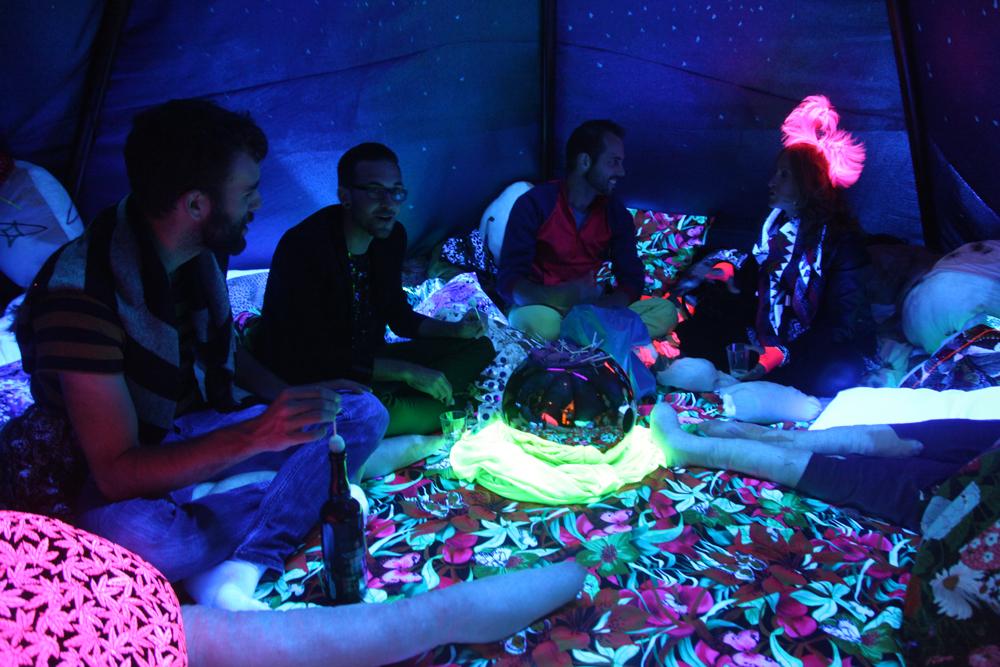 FCKNLZ club house, 11.11.11 - image by Alexander Kargaltsev