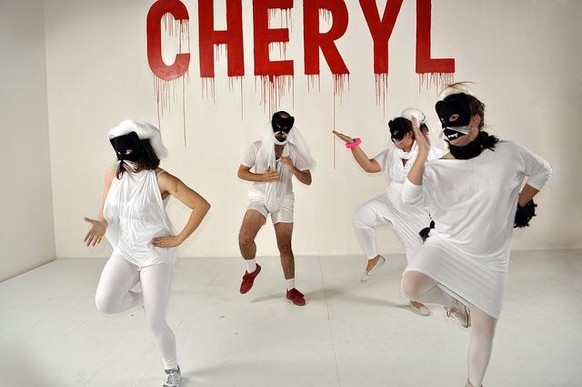 CHERYL, image courtesy of the artist