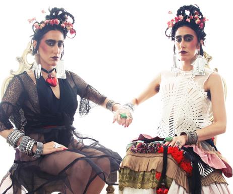 Ladyfag, image courtesy of the artist