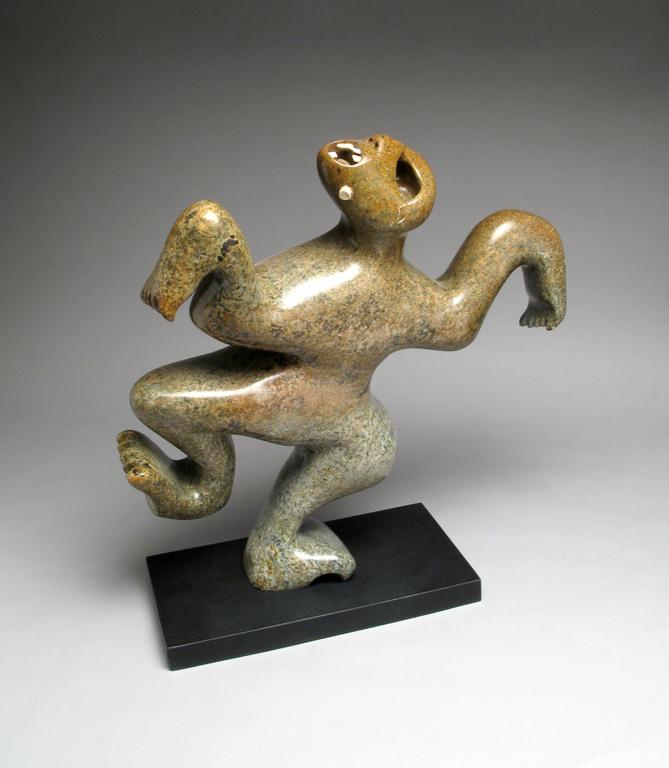 Floyd Kuptana: Bear Spirit Dance, 2000