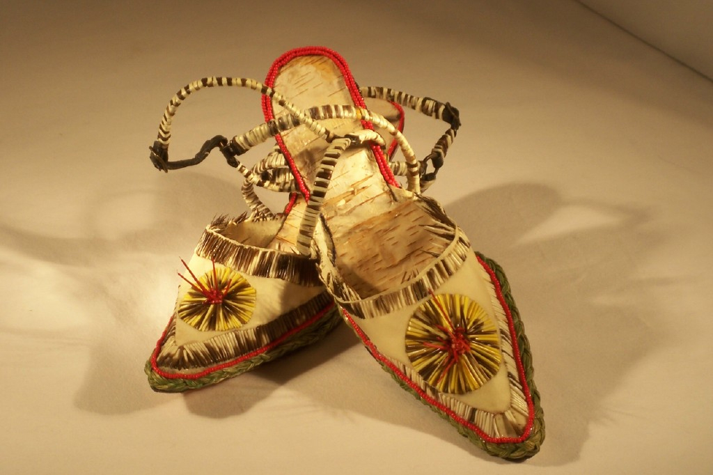 Teresa marshall: Walk a Smile in My Shoes, aka Bitch Bark Shoes, 2012