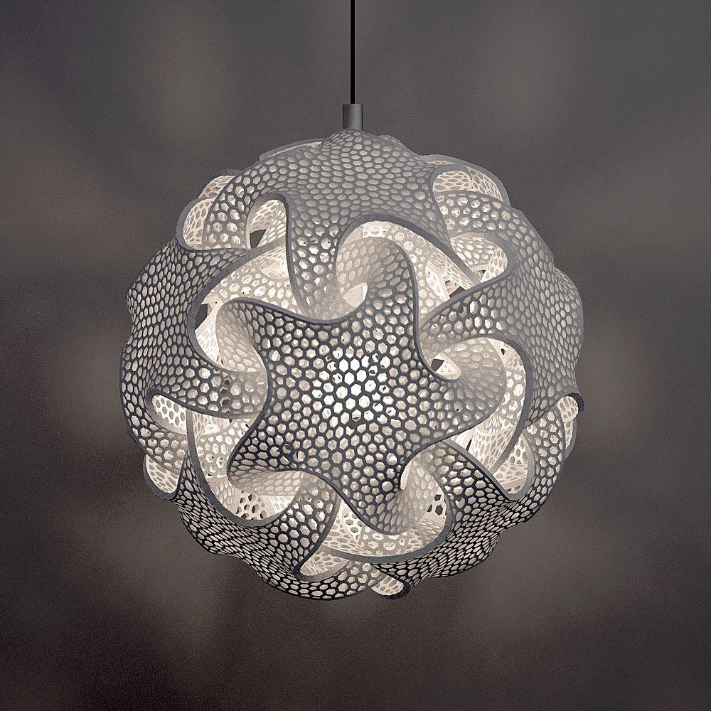 Bathsheba Grossman : Quin.MGX designed by Bathsheba Grossman for .MGX by Materialise, 2005