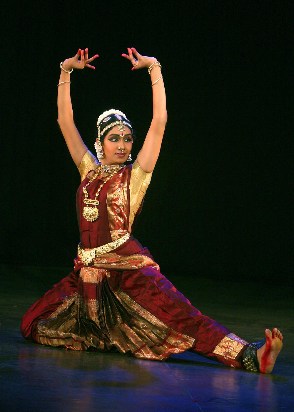Ramya Ramnarayan, image by P N Srinivasan