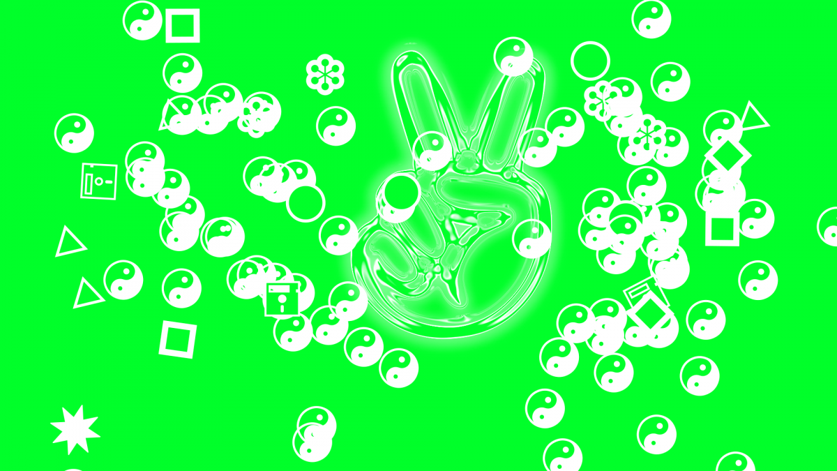 Aaron Anderson and Eric Timothy Carlson: Sketch for Ψ∑‡ DVβ x3 : Slowmoji Glyph Banter, image courtesy of the artist