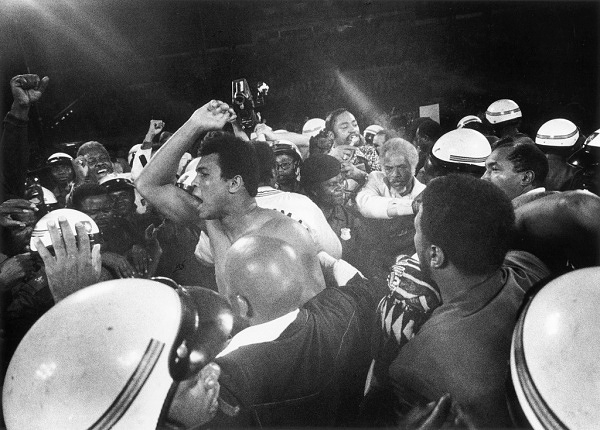 Still from Muhammad Ali, The Greatest , 1974, Dir. William Klein