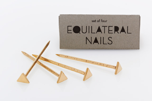 Equilateral Nails, The Winsome Brave