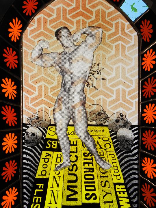 """""""Gym Addiction"""" by Joseph Cavalieri: """"Gym Addiction"""" by Joseph Cavalieri"""