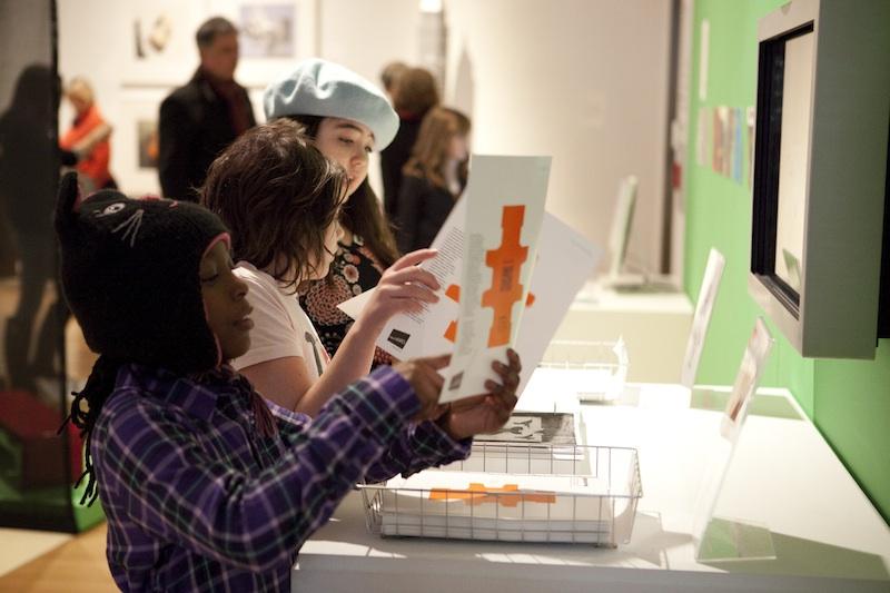 exploring the galleries: exploring the galleries