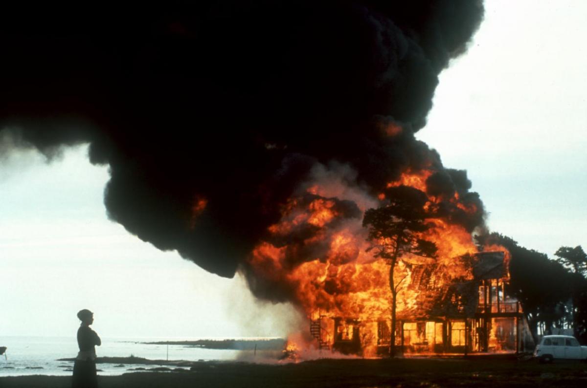 The Sacrifice, 1986, Andrei Tarkovsky, image courtesy of Kino Lorber