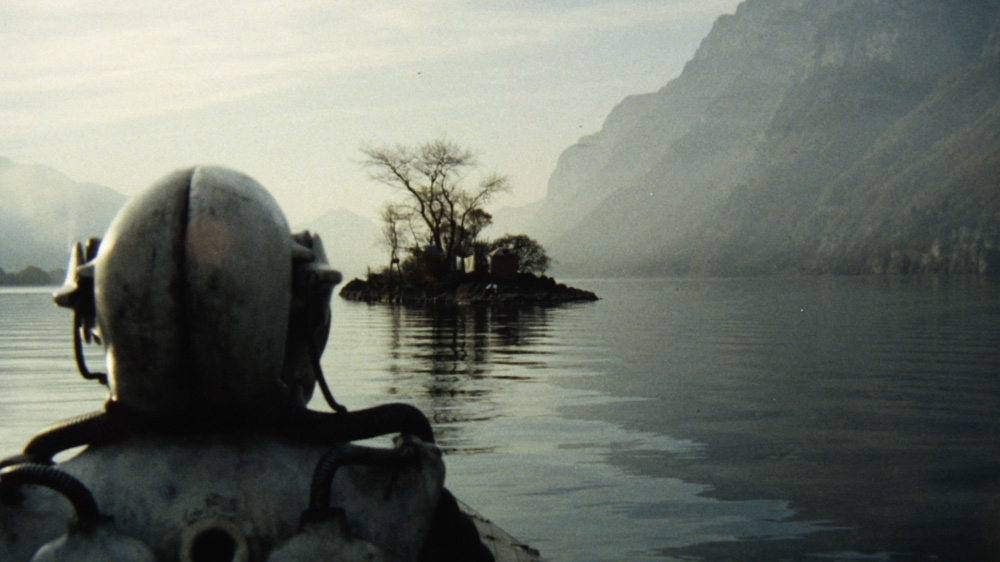 Swissmade 2069, 1968, Dir FM Murer, courtesy of HR Giger Museum and the HR Giger Documentary Film Festival