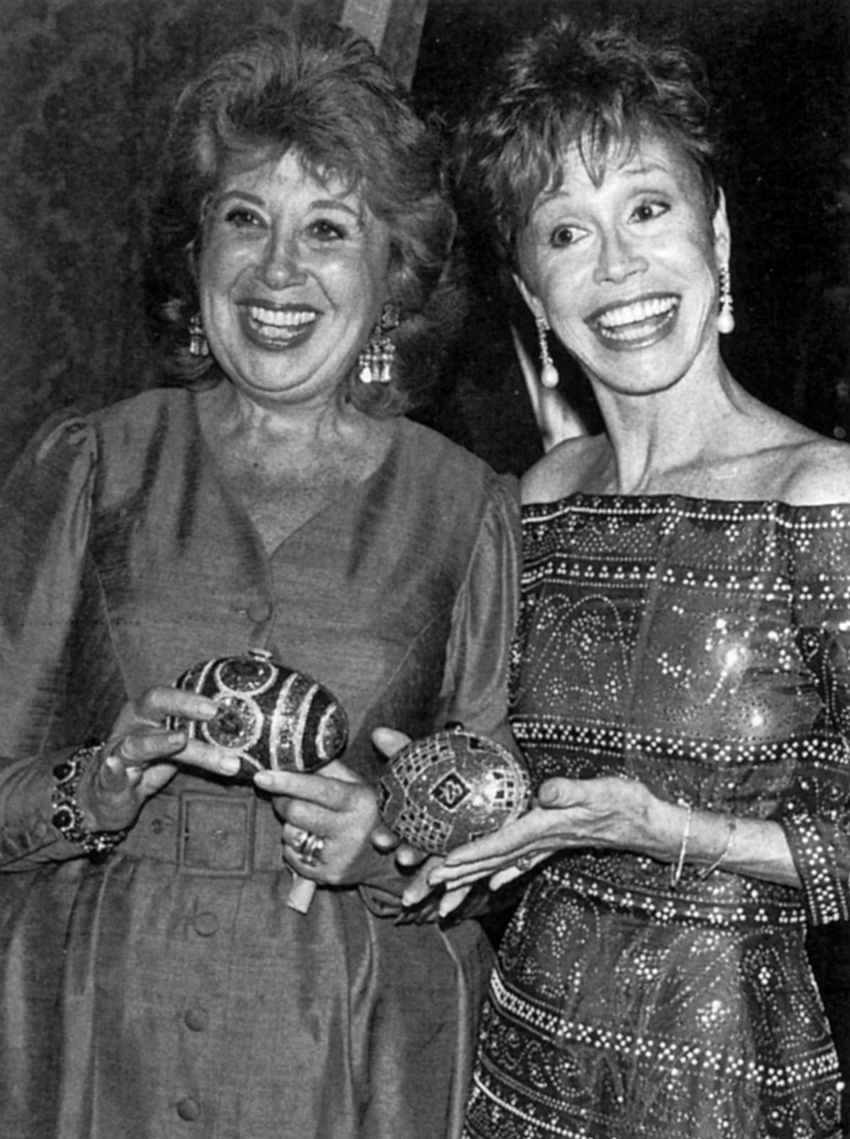 BeverlySills & Mary Tyler Moore